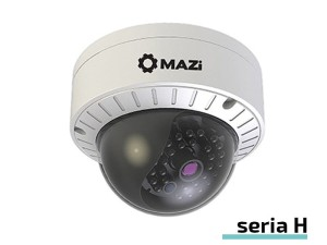 IDH-31IR Kamera kopułkowa IP 3Mpx 2,8mm TDN PoE IR LED IP66