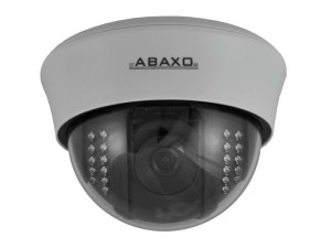 VBA-204 Kamera kopułkowa 600TVL 4,3mm TDN IR LED